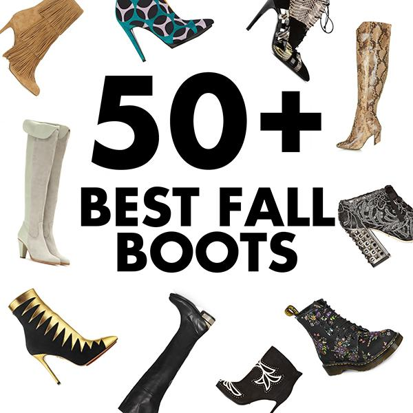 Fall fashion trend: Boots