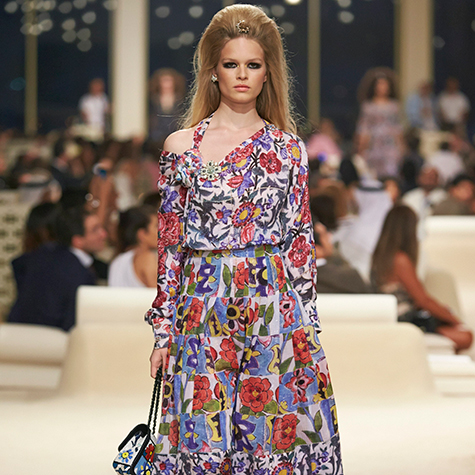 Best runway looks from Chanel Resort 2015