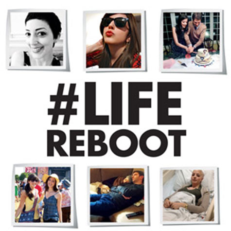 One woman's journey to reboot her life