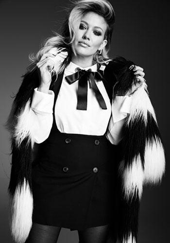 The Return of Hilary Duff