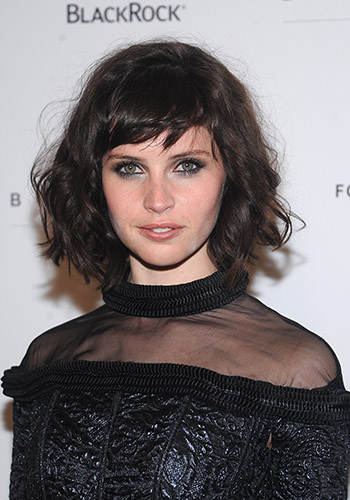 The Theory of Everything's Felicity Jones is the hottest new leading lady