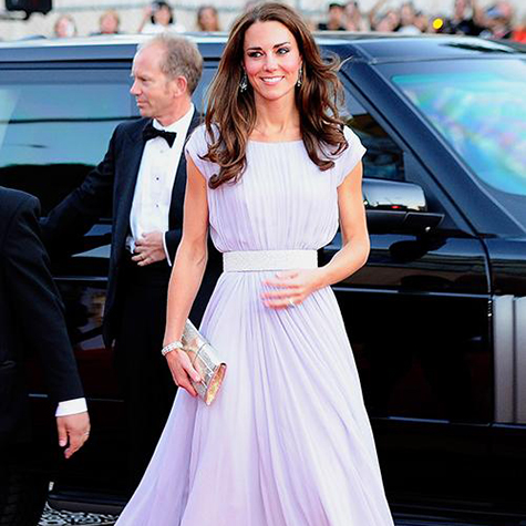 6 ways to get Kate Middleton's holiday look