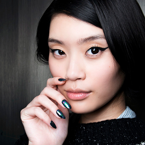 The hottest holiday nail trends