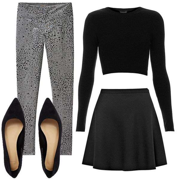5 ways to wear leggings this winter