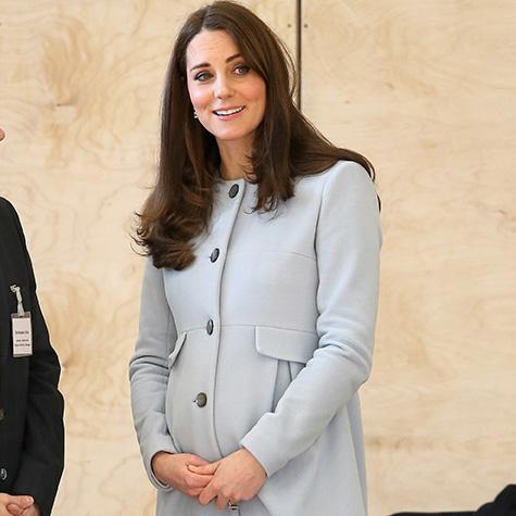 Kate Middleton's best maternity style