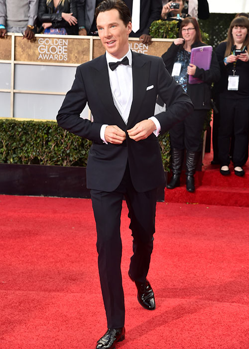 Golden Globes 2015: The best dressed men on the red carpet