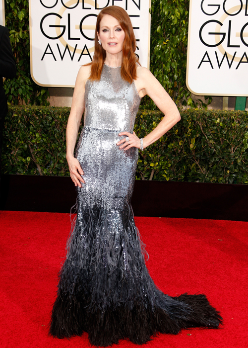 Golden Globes 2015: The best and worst dressed