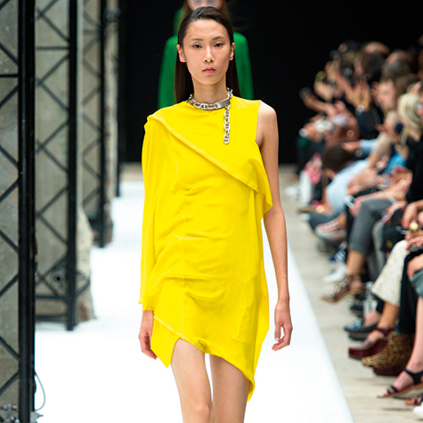 11 ways to wear Spring 2015's yellow fashion trend