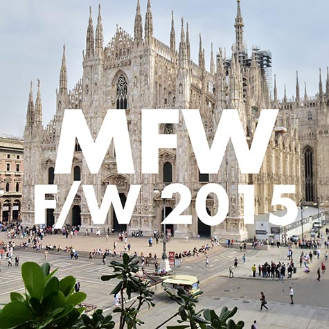 Milan Fashion Week Fall 2015: Your insider's guide