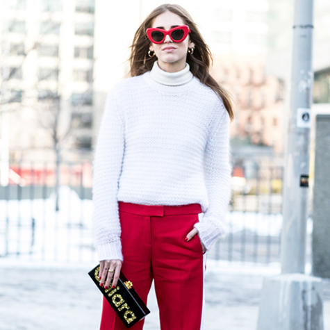 Best street style: New York Fashion Week Fall 2015