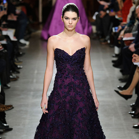 Fashion Week Fall 2015: Kendall Jenner's top runway moments