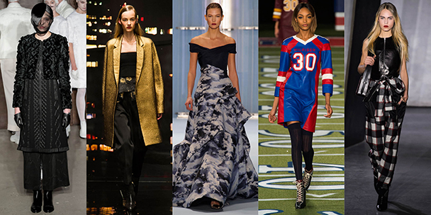 Fashion verdict: NYFW Fall 2015 Day 5
