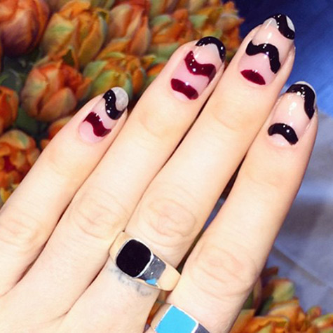 The best nails from NYFW F/W 2015