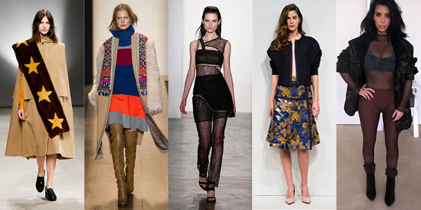 Fashion verdict: NYFW Fall 2015 Day 1