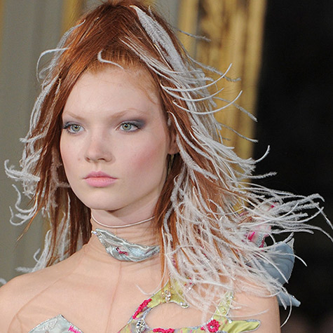The best hair from the Spring 2015 Couture Collections