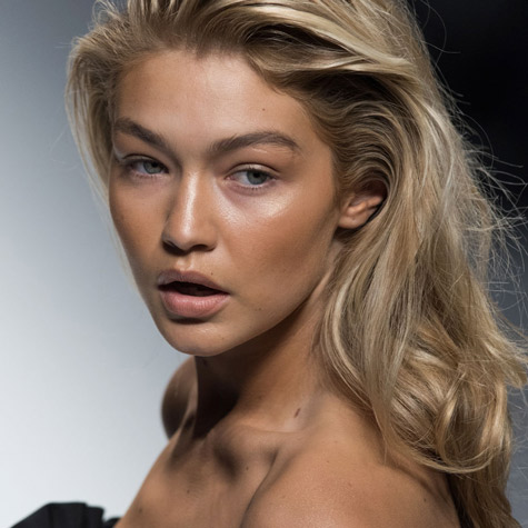 Beauty looks you'll actually want to wear from Milan Fashion Week