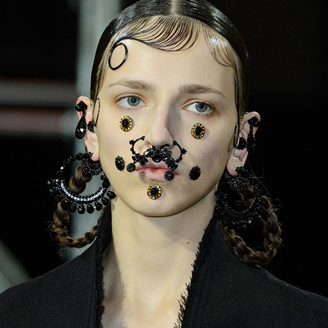 Paris Fashion Week: Beauty looks from Givenchy, Kenzo, Nina Ricci and Acne