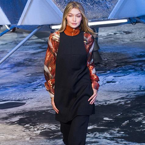 Fashion Week Fall 2015: Gigi Hadid's top runway moments