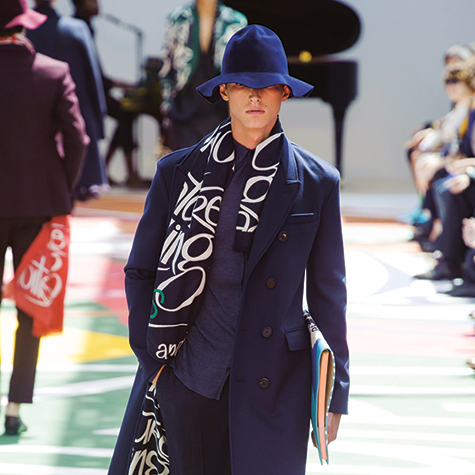 ELLE Man: 10 must-haves inspired by the Spring 2015 runways