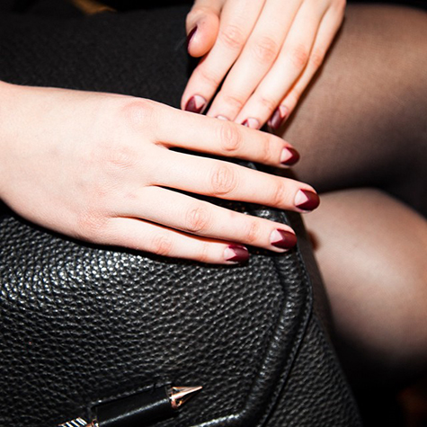 The hottest nail trends from Toronto Fashion Week Fall 2015