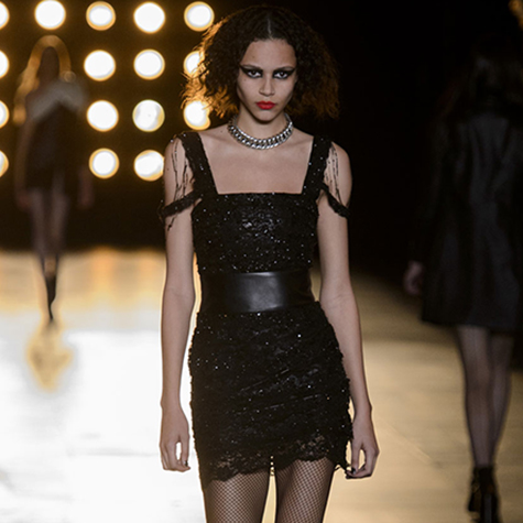 PFW Fall 2015: Our top 10 looks from Saint Laurent