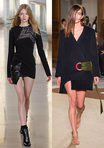 Fashion faceoff: PFW Fall 2015 Day 1