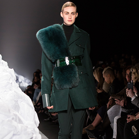 TFW Fall 2015: Our top 10 looks from Pink Tartan