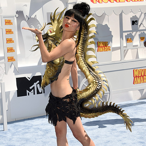 MTV Movie Awards 2015: The CRAZIEST red carpet looks