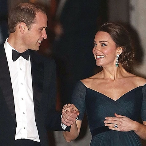 Will and Kate's best PDA moments