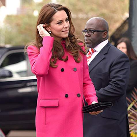 6 signs Kate Middleton is having a girl