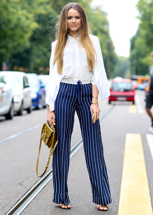 How to ace the '70s fashion trend: Street style inspiration