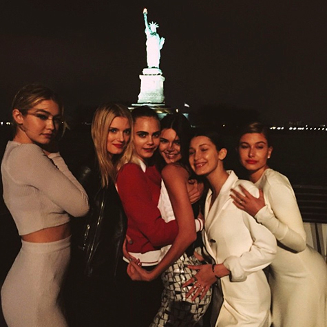 All the best Instagram shots from Chanel's star studded cruise