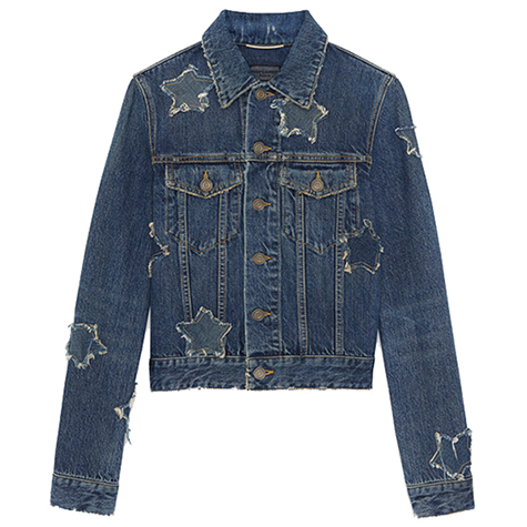 Spring 2015 fashion trend to wear now: Patchwork denim