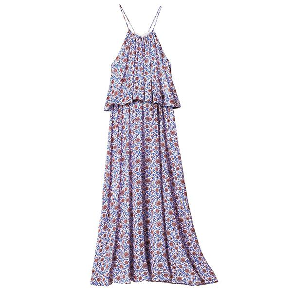 How to wear a maxidress: The dress
