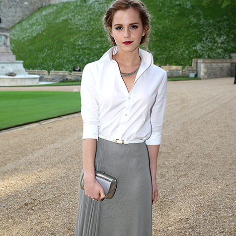 10 ways to wear your Oxford shirt: Celebrity style edition