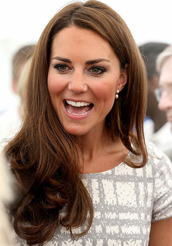 What Kate Middleton eats