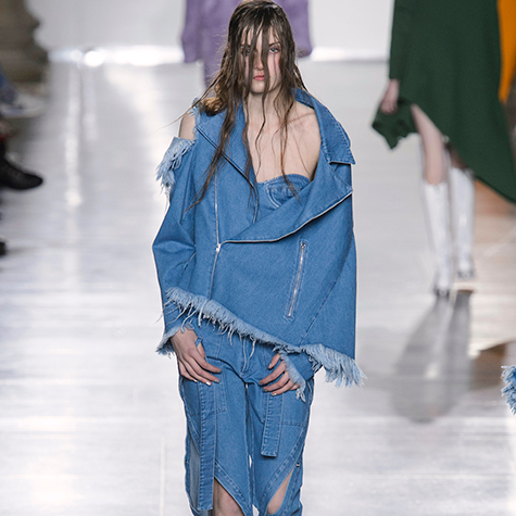 Marques'Almeida just won the LVMH Prize: Here are our favourite runway looks