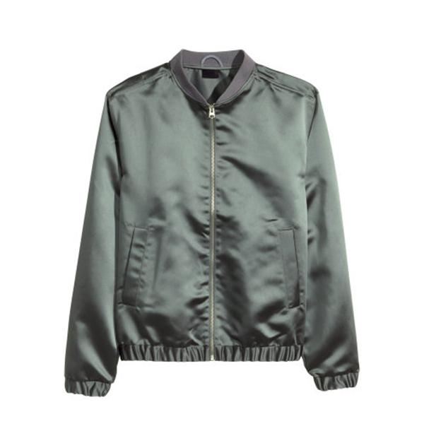 Shop the men's section: The bomber jacket