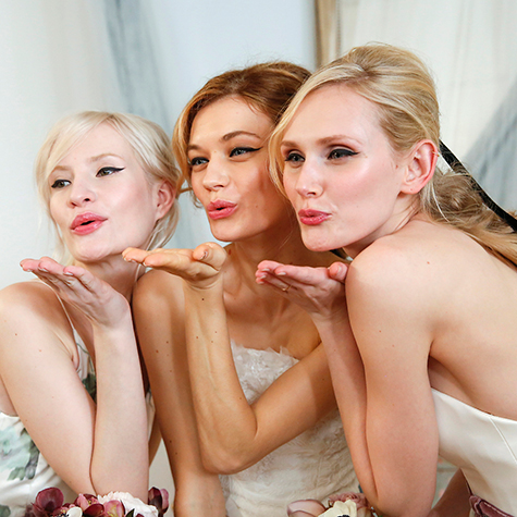 Editors' guide to a stylish and sane wedding