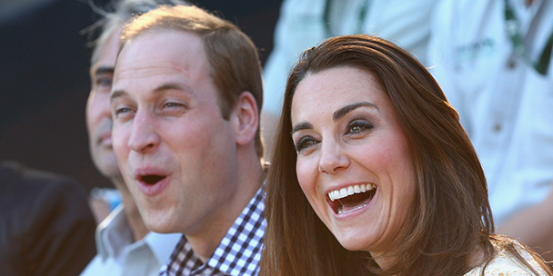 Prince William's pet name for Kate revealed