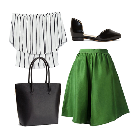 5 creative ways to wear culottes for every career type