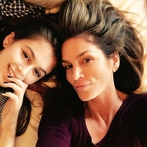 Top model Instagrams of the week: Cindy Crawford, Kendall Jenner and more