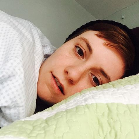 6 times Lena Dunham kept it real on Instagram