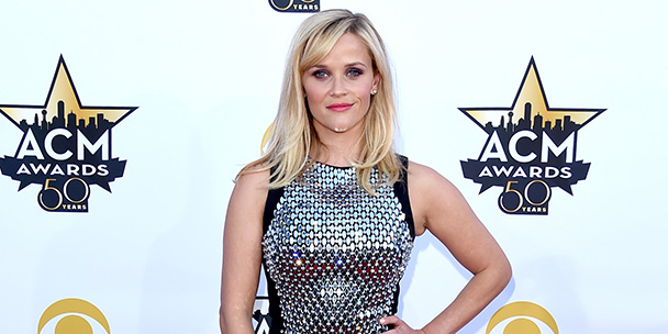 Reese Witherspoon has just been cast as Tinkerbell!