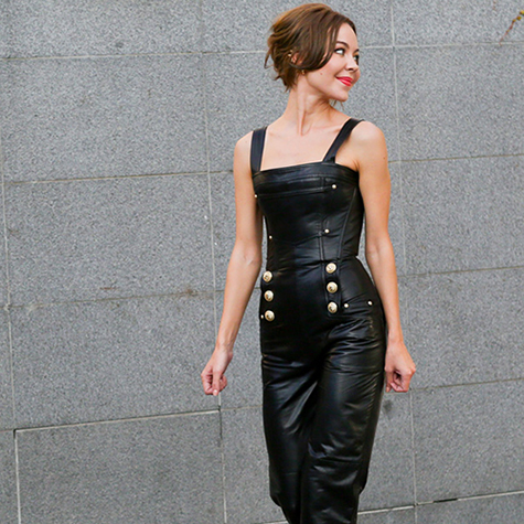 How to wear your overalls this weekend: Street style inspiration