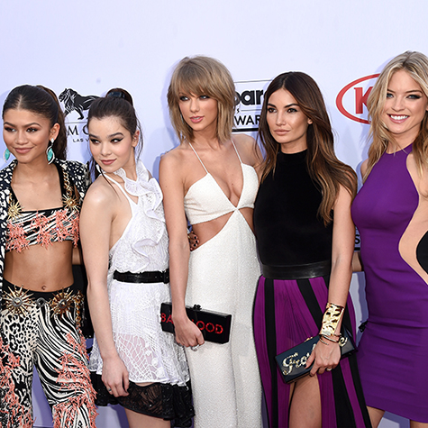 Who is the best dressed member of Taylor Swift's style squad?