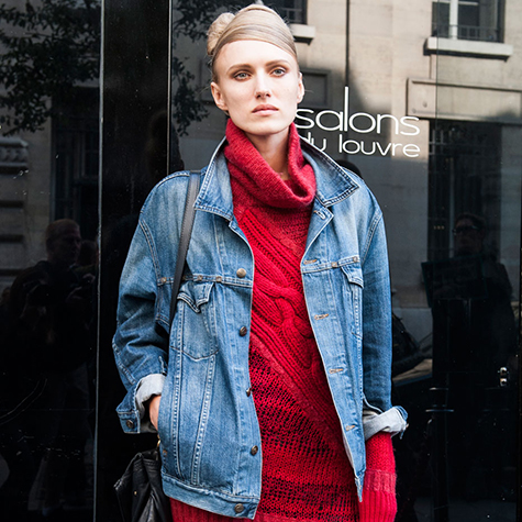 How to wear your jean jacket this weekend: Street style inspiration