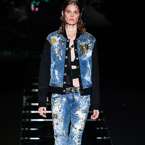 11 times designers elevated denim for Fall 2015
