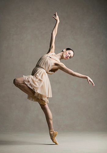 Canadian ballerina Sonia Rodriguez is in her prime
