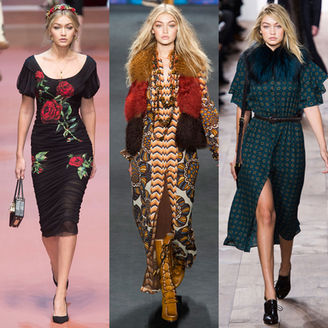 13 top models who #killedit on the Fall 2015 runways